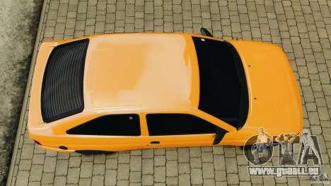 Ford Escort L 1994 Custom pour GTA 4 est un droit