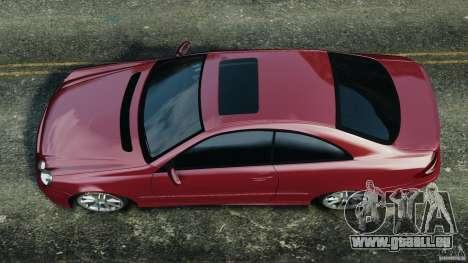 Mercedes-Benz CLK 63 AMG für GTA 4 rechte Ansicht