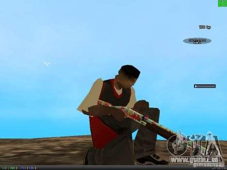 Graffiti Gun Pack pour GTA San Andreas