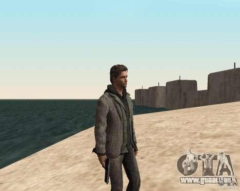 Alan Wake pour GTA San Andreas