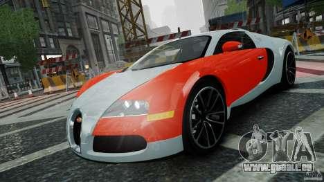Bugatti Veyron 16.4 v1.0 wheel 1 pour GTA 4 est un côté