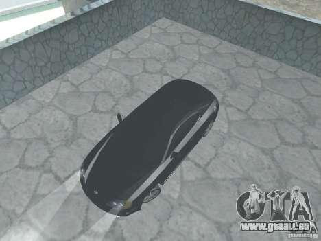 Hyundai Tiburon GT pour GTA San Andreas vue arrière