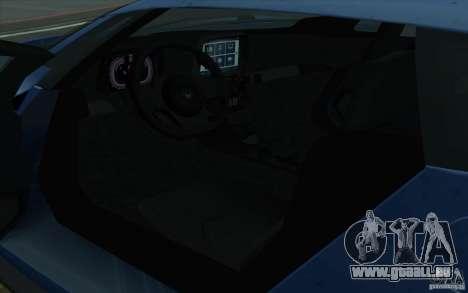 Marussia B2 2010 pour GTA San Andreas vue de côté