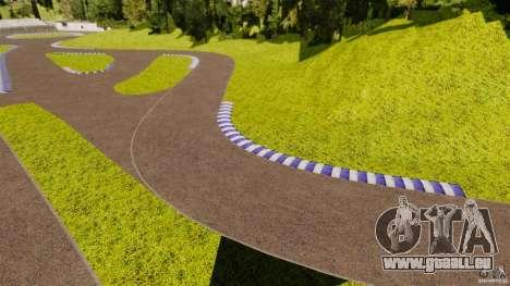 Meihan Circuit für GTA 4 fünften Screenshot