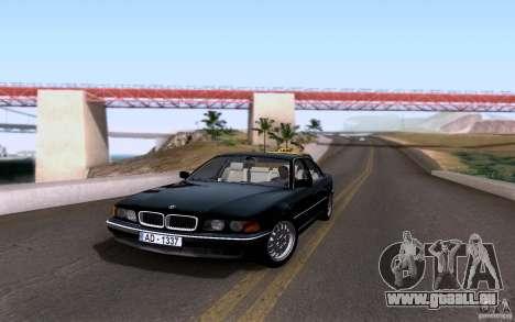 BMW 730i E38 für GTA San Andreas