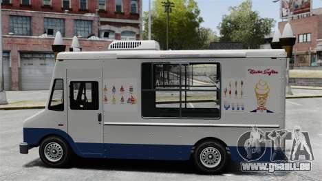 Nouveau van moroženŝika pour GTA 4 secondes d'écran
