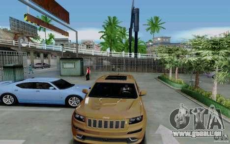 Parkplatz (gegen Gebühr) für GTA San Andreas dritten Screenshot
