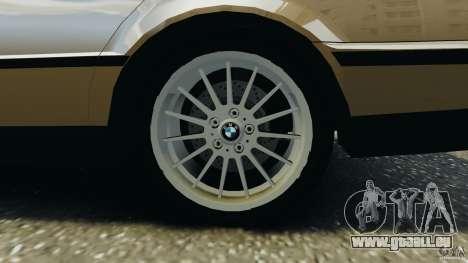 BMW 750iL E38 1998 für GTA 4 Innen