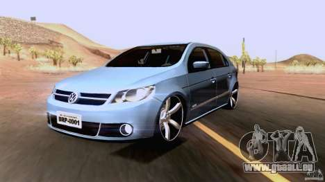 Volkswagen Golf G5 pour GTA San Andreas