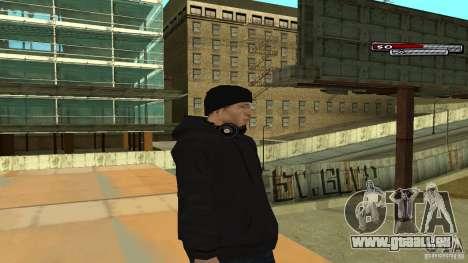 Radrennfahrer HD für GTA San Andreas dritten Screenshot