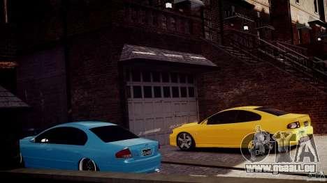 Holden Monaro pour GTA 4 est un droit