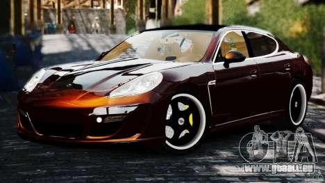 Porsche Panamera Gemballa Mistrale 2010 für GTA 4