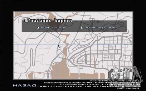 GTA V map für GTA San Andreas her Screenshot
