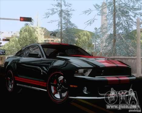 Playable ENB Series v1.2 für GTA San Andreas zweiten Screenshot