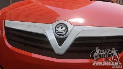 Vauxhall Agila 2011 für GTA 4 hinten links Ansicht