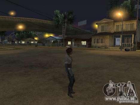 Remember Me Nilin für GTA San Andreas dritten Screenshot