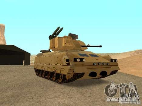 Bradley M2A3 pour GTA San Andreas