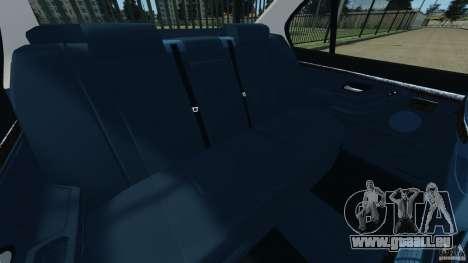 BMW 750iL E38 1998 pour GTA 4 est un côté