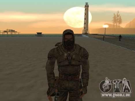 Eine große Packung gratis Stalker für GTA San Andreas zweiten Screenshot