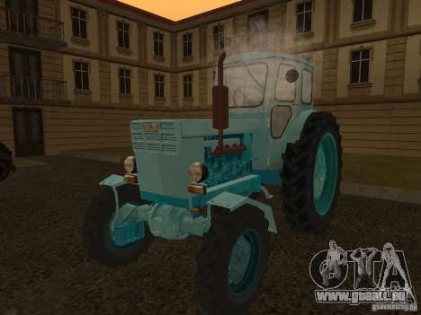 Tracteur T-40 m pour GTA San Andreas