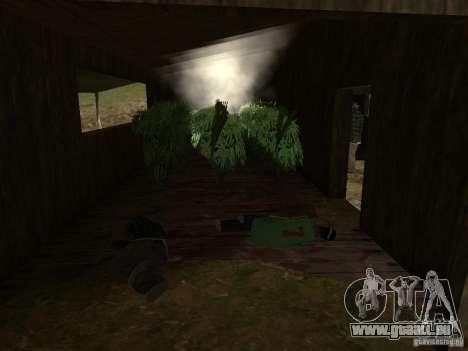 Drug Assurance pour GTA San Andreas cinquième écran