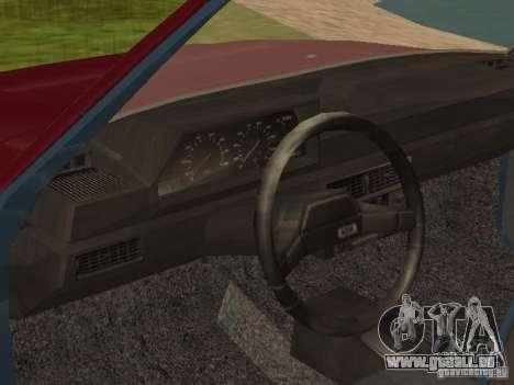 AZLK Moskvich 2141 für GTA San Andreas rechten Ansicht