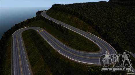New Akina für GTA 4 achten Screenshot