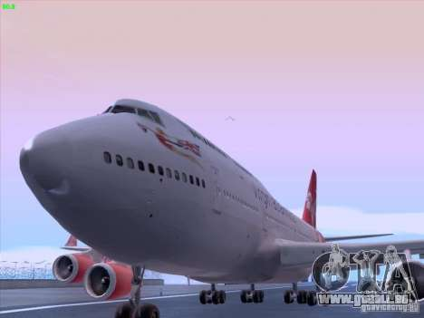 Boeing 747-4Q8 Lady Penelope für GTA San Andreas