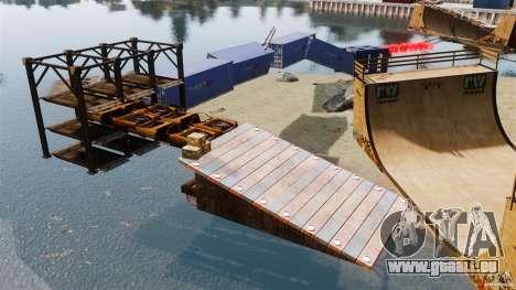 101% Off Road V3 FINAL pour GTA 4 troisième écran