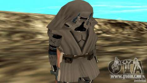 Commander Keller für GTA San Andreas