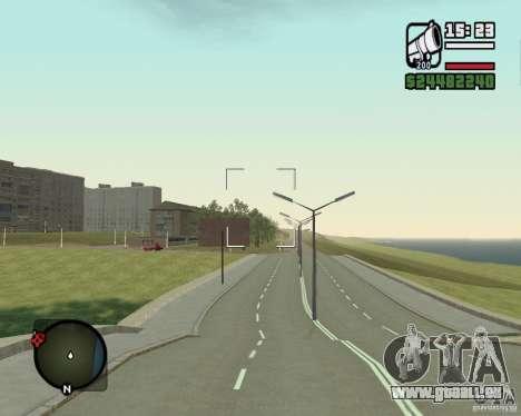 Gosport Straße-Nižegorodsk für GTA San Andreas zweiten Screenshot