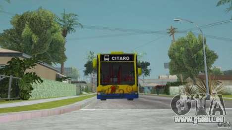 Mercedes-Benz Citaro G für GTA San Andreas