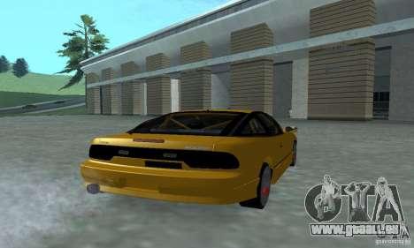 Nissan 200SX Turbo pour GTA San Andreas laissé vue