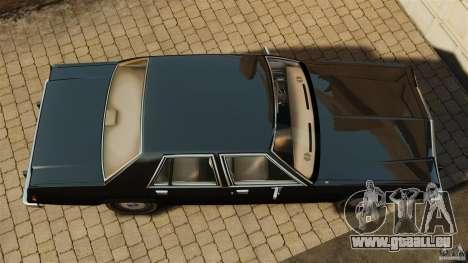 Ford LTD Crown Victoria 1987 für GTA 4 rechte Ansicht