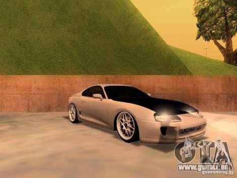 Toyota Supra GTS pour GTA San Andreas