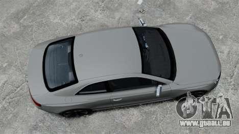 Audi RS5 2012 pour GTA 4 est un droit
