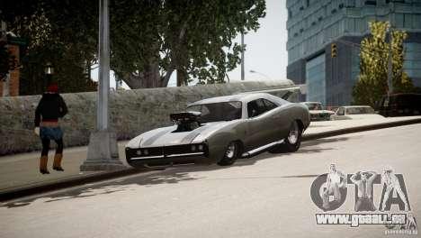 Dukes City-Drag für GTA 4 Unteransicht