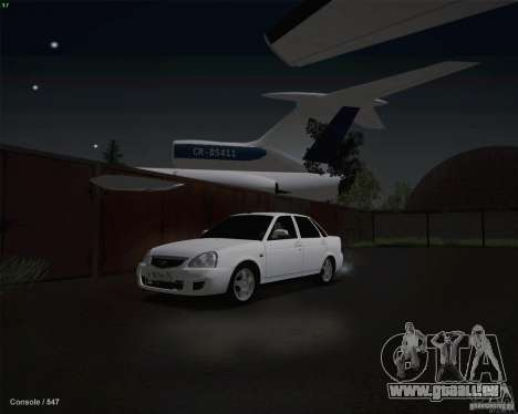 Lada 2170 pour GTA San Andreas