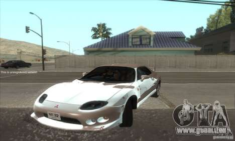 Mitsubishi FTO GP Version R 1998 pour GTA San Andreas