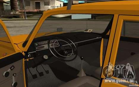 IZH 2125 Gorynych pour GTA San Andreas vue arrière