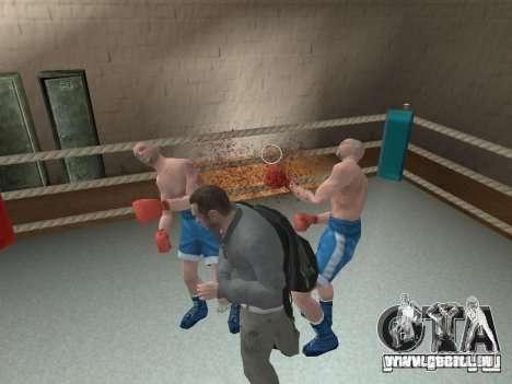 Das System kämpft von GTA IV V 2.0 für GTA San Andreas dritten Screenshot