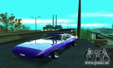 Dodge Charger Daytona SRT10 pour GTA San Andreas