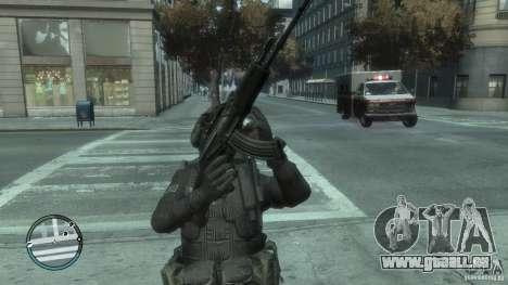 DIE PKK für GTA 4 sechsten Screenshot