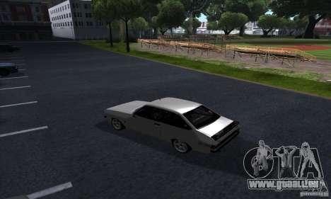 Ford Escort RS 1600 für GTA San Andreas rechten Ansicht