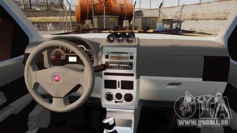 Fiat Palio Adventure Locker Evolution für GTA 4 Seitenansicht