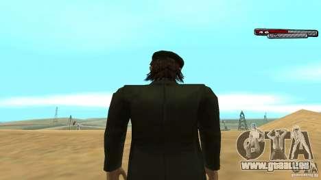 Générales pour GTA San Andreas quatrième écran