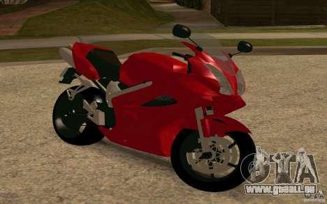 Honda VTR 2003 für GTA San Andreas