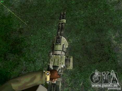 Minigun aus Duke Nukem Forever für GTA San Andreas zweiten Screenshot