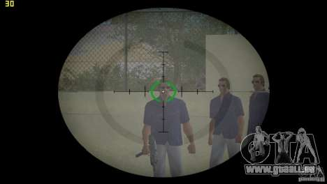 Optische Anblick von GTA 5 für GTA Vice City zweiten Screenshot