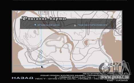 GTA V map für GTA San Andreas siebten Screenshot